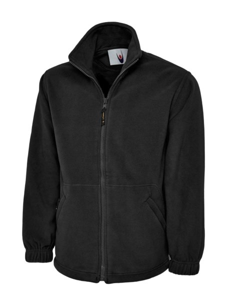 Uneek Micro Fleece Jas Met Rits UC601