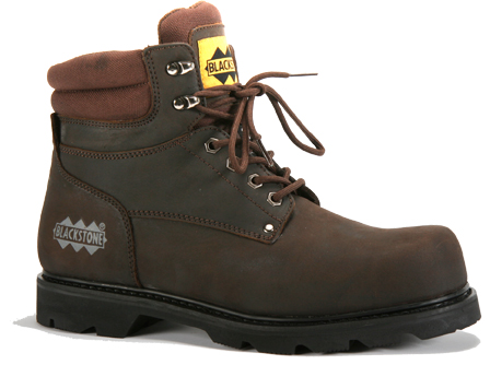 Blackstone Werkschoenen.Blackstone 520 Hg S3