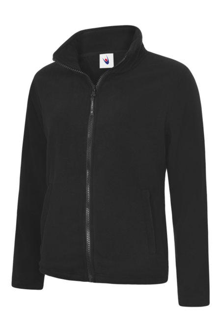 Uneek Dames Classic Fleece Jas Met Rits UC608