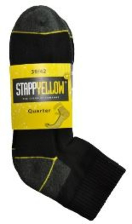 Stapp Yellow Quarter 2-Pack 4430 (uitlopend)