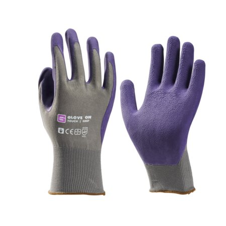 Glove On Handschoen Touch Grip