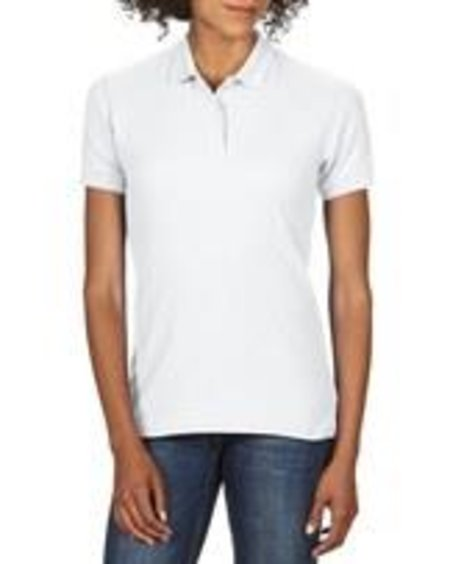 DryBlend  Ladies' Double Pique Polo