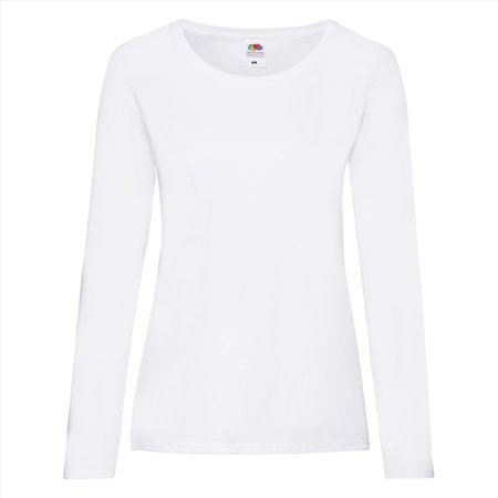Lady-Fit Valueweight Longsleeve T