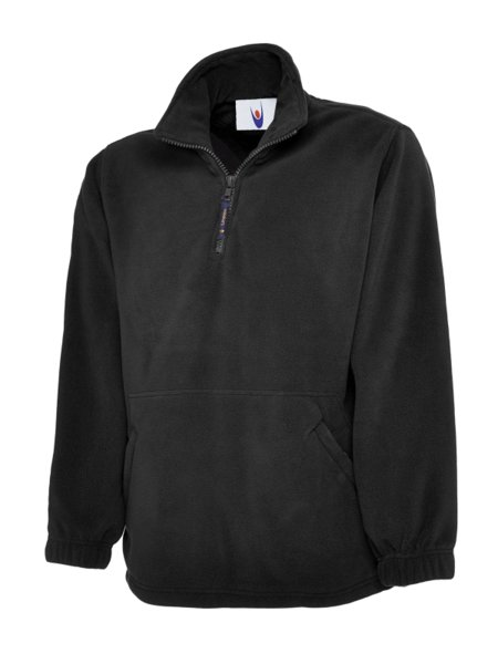 Uneek Premium 1/4 Micro Fleece Jas UC602