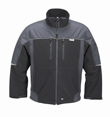 Terratrend Revolution Kinder Softshell Jas 60630