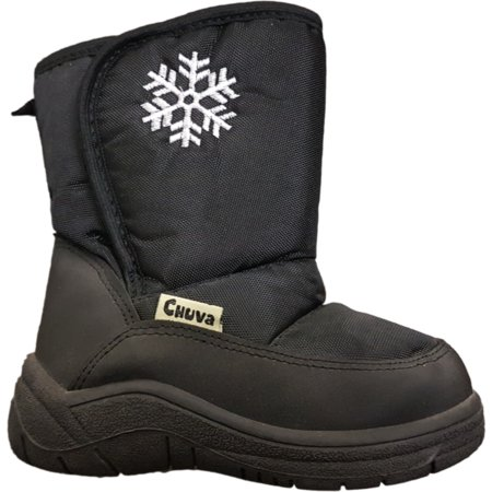 Winter Snowboot Klitband 111